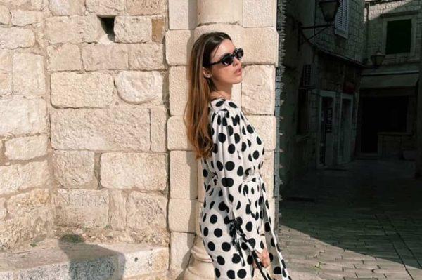 Anita Dujić nosi najljepše proljetne haljine s hrvatskim potpisom