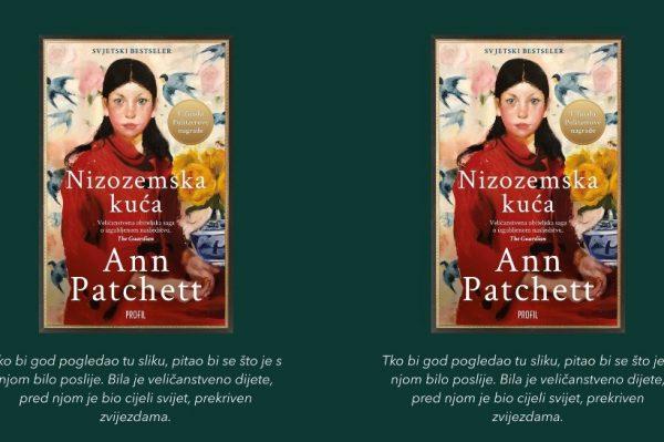 Otkrijte tko je osvojio bestseller 'Nizozemska kuća' i dobio priliku sudjelovati u Journal Book Clubu!