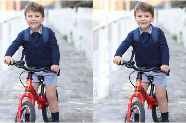 Maleni princ Louis danas slavi 3. rođendan! Kate i William predstavljaju njegove nove portrete