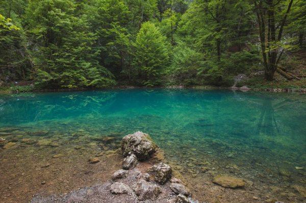 Gdje za vikend: Izlet u najzeleniji dio Gorskog kotara na izvoru triju rijeka