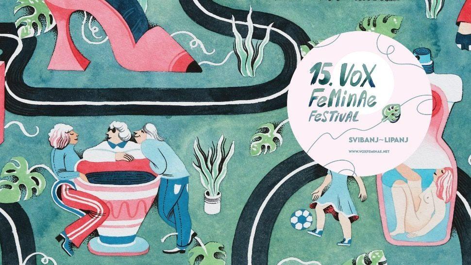 Čeka nas mjesec dana edukativnog programa na 15. Vox Feminae Festivalu