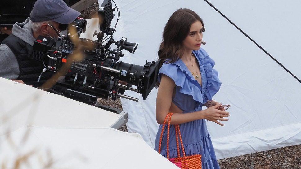 Počelo je snimanje nove sezone Emily in Paris