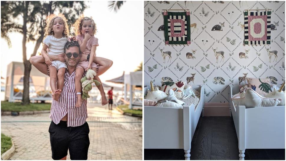 Father of Daughters Instagram profil dizajn interijera