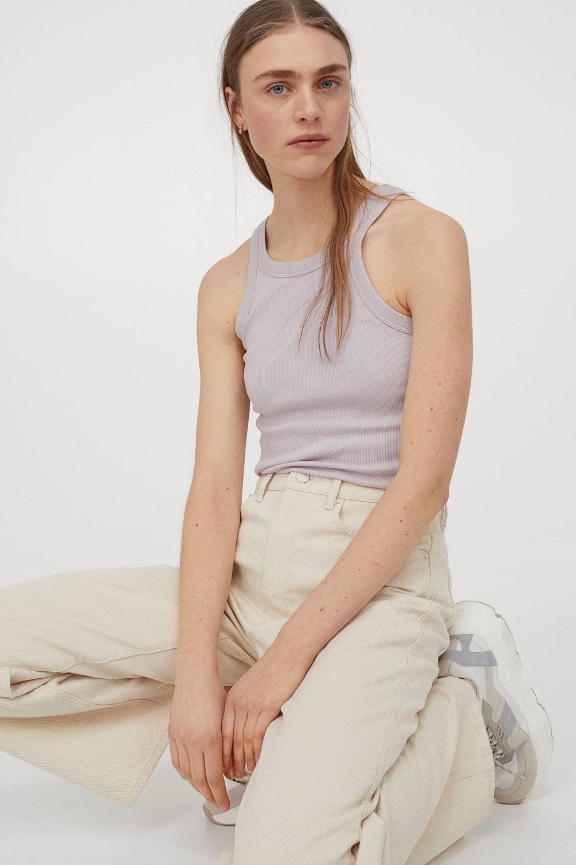 H&M boja lavande najbolji modeli proljeće ljeto 2021.
