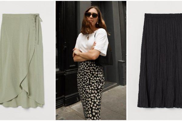 H&M ima najljepše midi suknje za proljetne i ljetne dane