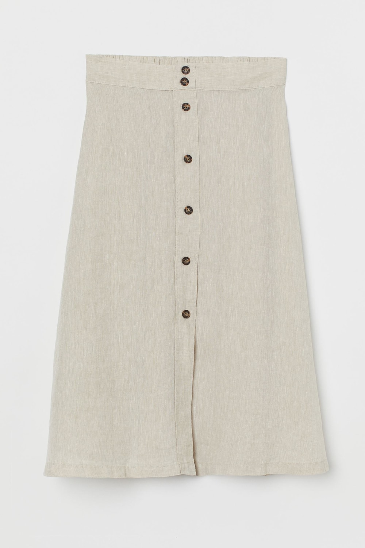 H&M midi suknje za proljeće/ljeto 2021.