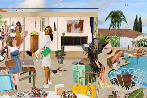 Nova Karla kolekcija donosi najljepše torbe i cipele sezone i priziva idilično ljeto