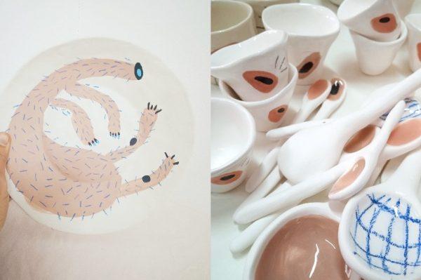 Super nam je ova keramika mlade umjetnice Lucike Lucić