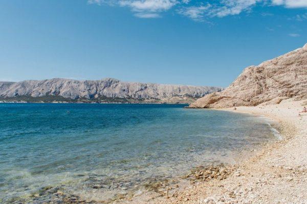 Najljepše skrivene plaže u Hrvatskoj