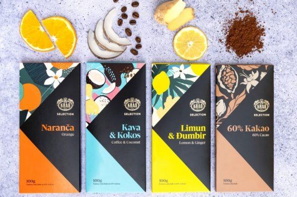 Kraš ima nove čokolade i moramo priznati da su odlične