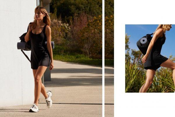 Oysho sportska haljina stvorena je za vježbanje i ležerne kombinacije