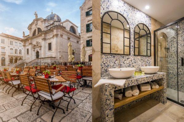 Palacio Celeste apartman je na samom Stradunu koji nosi dio dubrovačke povijesti