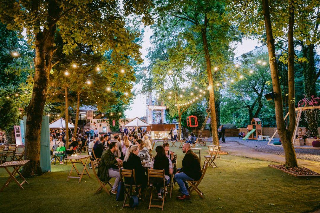 Rougemarin Park je nova it destinacija za druženje na otvorenom i eatertainment
