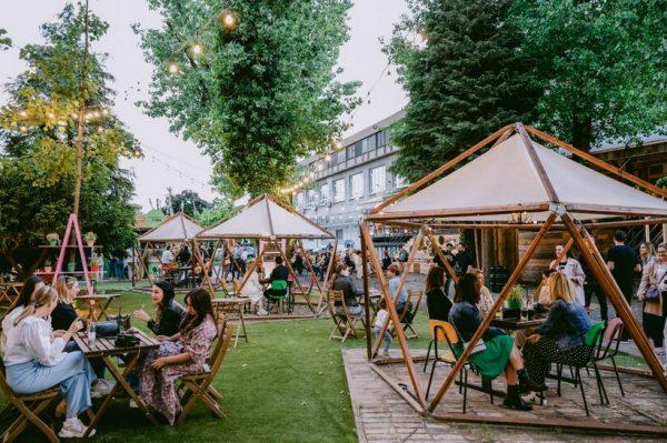 Otvoren je Rougemarin Park, nova zelena oaza u Zagrebu za opuštena druženja