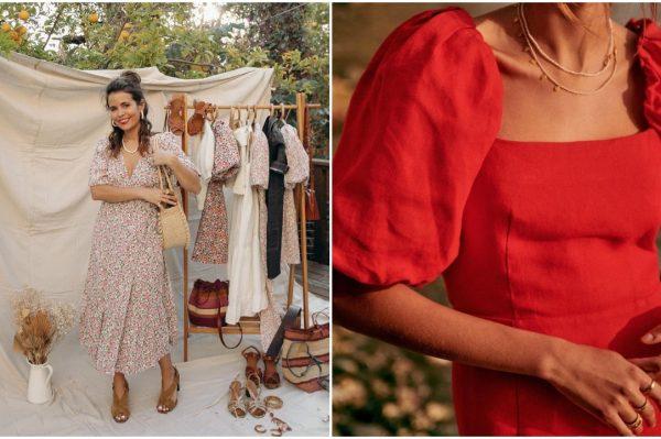 7 savršenih: Sézane haljine u kojima ćemo provesti tople dane