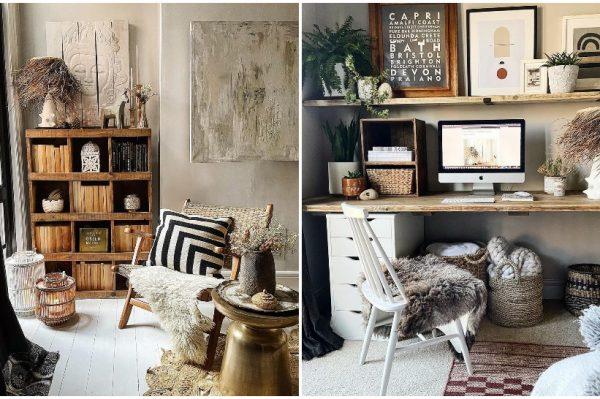 Neka vam ovaj stan u rustikalnom stilu bude inspiracija za proljetno preuređenje