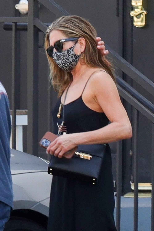 Street style inspiracija: Jennifer Aniston