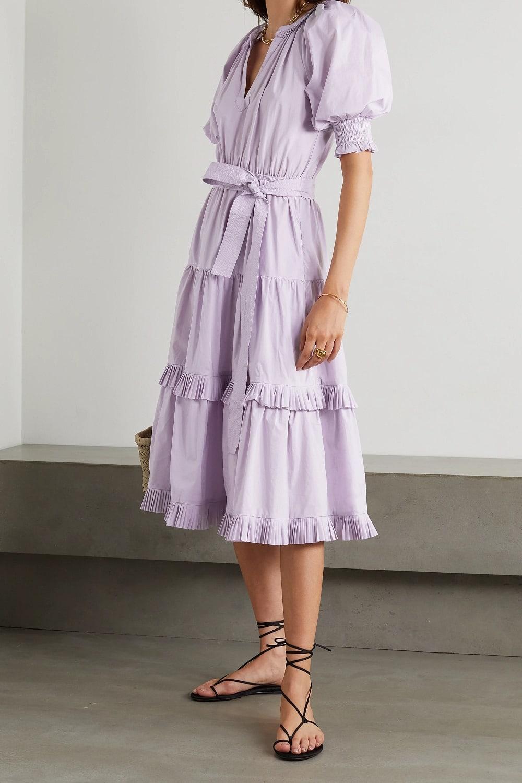 Ulla Johnson boja lavande najbolji modeli proljeće ljeto 2021.