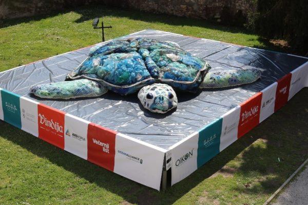 """Sudjelovanjem u projektu """"Plastic Sea Turtle"""", Vindija je omogućila vađenje dvije tone otpada iz Jadranskog mora"""