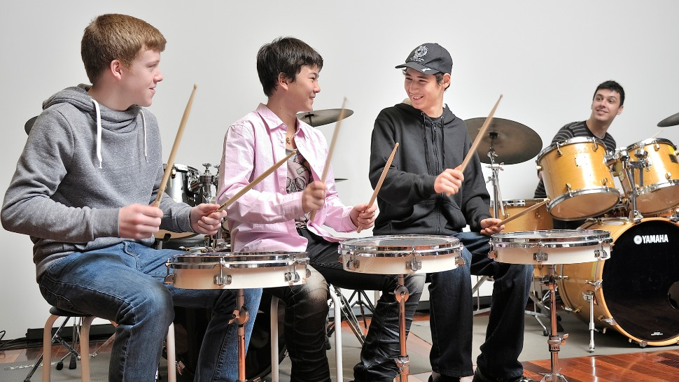 Yamaha Music school_naslovna