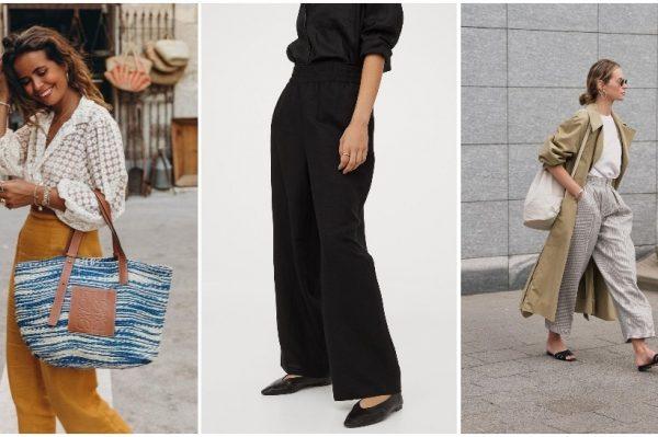 Lanene hlače u 39 modela koji dokazuju da će i ovog ljeta biti 'it' komad
