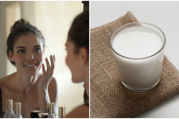 Otkrijte zašto i kako biste trebali mlijeko uključiti u svoju beauty rutinu