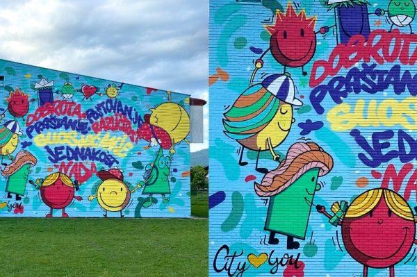 Špansko je dobilo još jedan mural zahvaljujući GNG ekipi