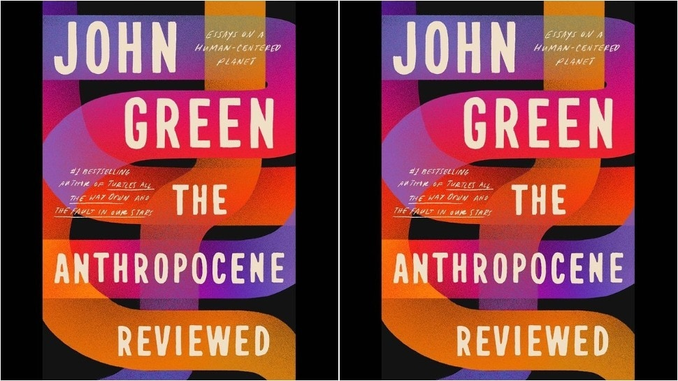 nova knjiga Johna Greena cover