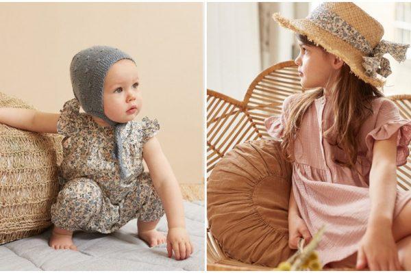 Ova preslatka kolekcija odjeće za bebe i djecu izmamit će vam osmijeh na lice
