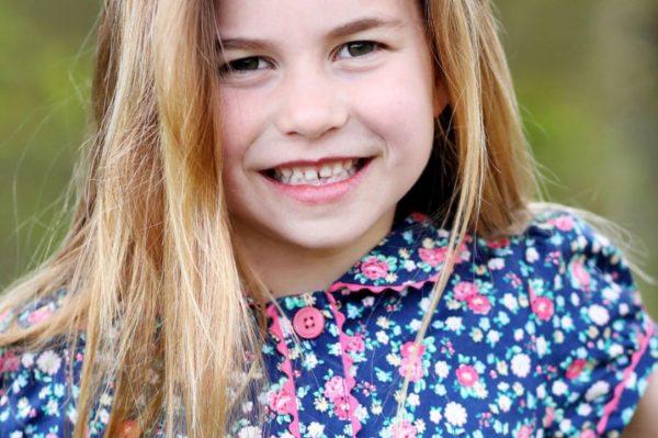Princeza Charlotte danas slavi 6. rođendan uz tradicionalni novi portret
