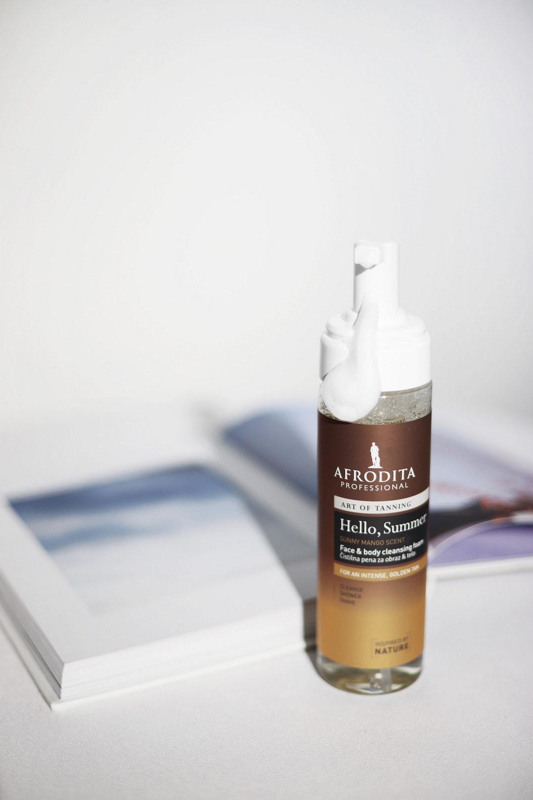 Afrodita Art of Tanning