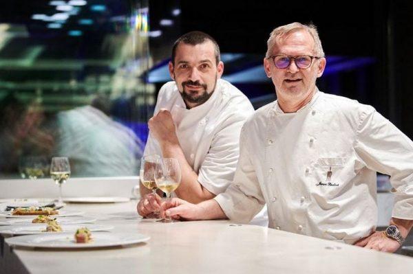 Ekskluzivnom večerom u režiji Davida Skoke i Janeza Bratovža počinje četvrta sezona Aminess Wine & Gourmet Nights