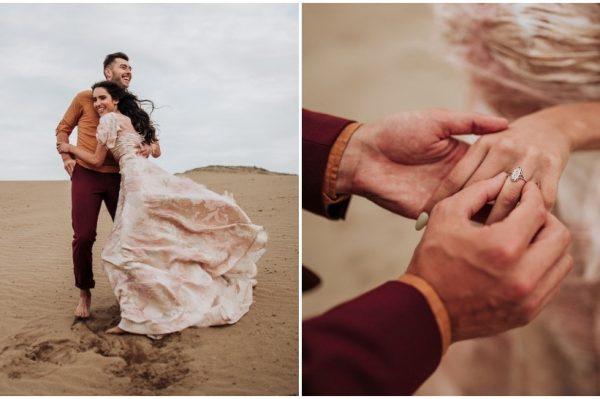 Orijentalno vjenčanje u hrvatskoj pustinji
