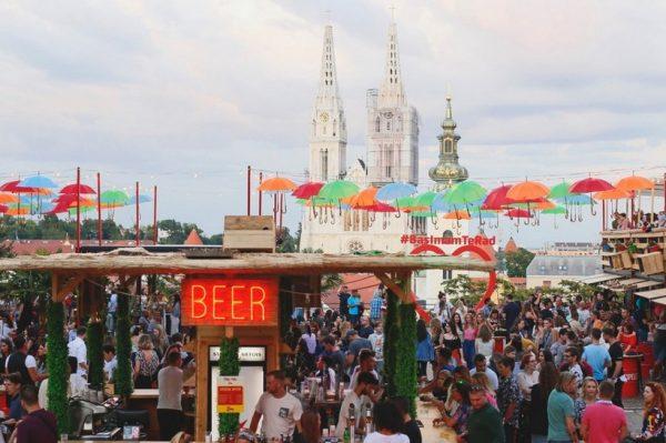 Zagreb vrvi događanjima, a ovo su najbolji festivali koje možete posjetiti!