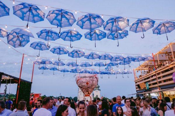 Na platou Gradec je počeo omiljeni ljetni festival