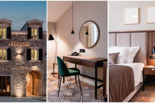 U srcu Šibenika otvoren je novi prekrasni hotel
