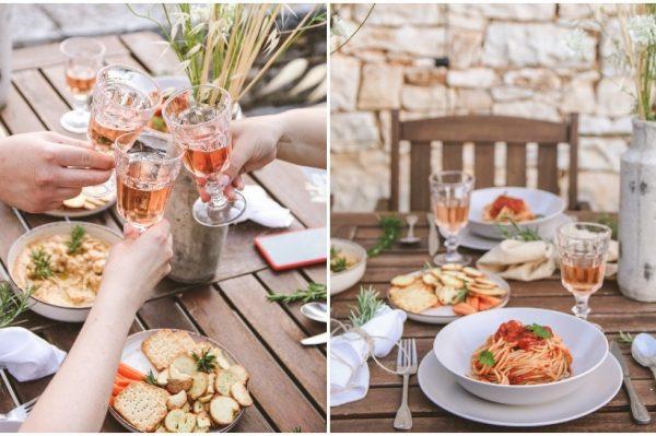 Sve što vam treba za savršenu ljetnu večeru s prijateljima