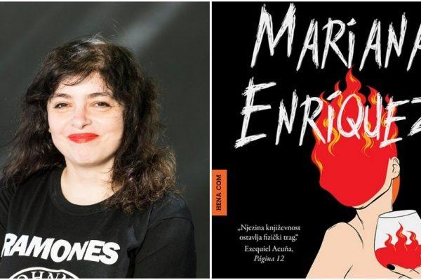 Iva Biondić: Ususret književnoj nagradi Booker s nominiranom autoricom Marianom Enriquez