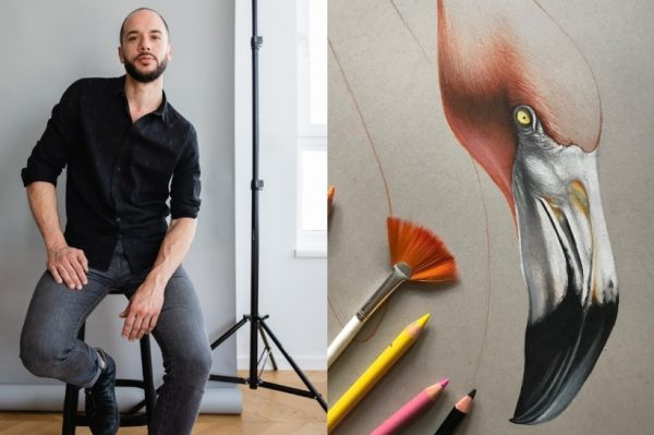 Journal man: Upoznajte umjetnika i dizajnera Maria Dobrečevića na čiju izložbu idemo sljedeći tjedan