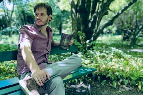 Journal Man: Mislav Gleich