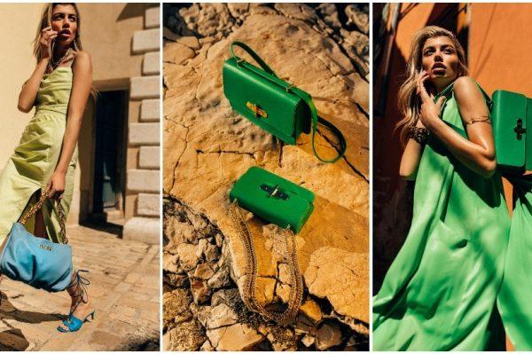 U nijansama zelene, laganom lanu i efektnim dodacima – stigla je nova Mona kolekcija