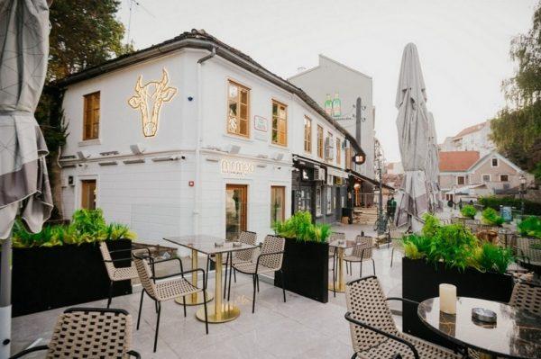 U Tkalčićevoj ulici se otvorio novi restoran u koji ćete poželjeti otići na ručak