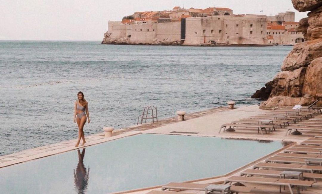 Neki od najljepših bazena na Jadranu u kojima bismo se kupali cijelo ljeto