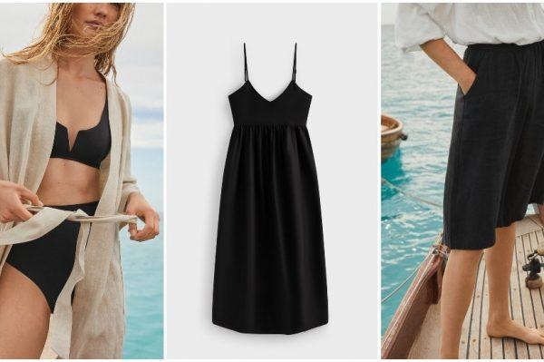Haljine, kaftani i drugi divni modeli od lana koje ćemo nositi na plažu