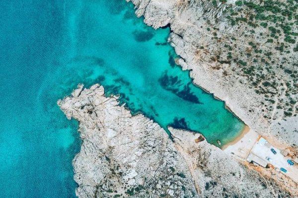 Skrivena plaža blizu Zadra još je jedan mali komadić raja na našoj obali