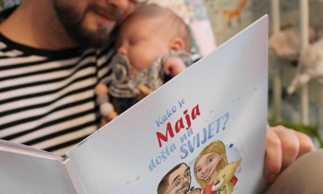 Hrvatski brend dječjih personaliziranih knjiga koje roditelji baš vole