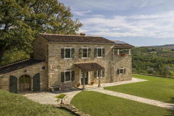Ova predivna kamena kuća za idiličan odmor krije se u Grožnjanu