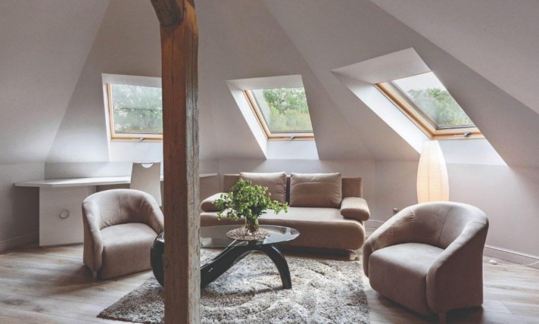 Kako vrlo lako vaš tavan možete pretvoriti u čaroban prostor
