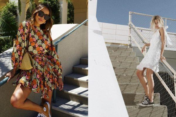 Haljine i starke – savršena odjevna kombinacija za ljetne dane