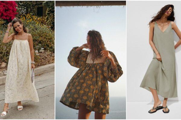 Lagane i prozračne ljetne haljine koje su stvorene za vrućine
